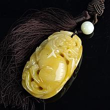 Chinese Agate Ornament