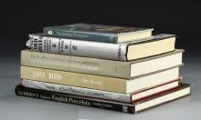 Six Art books