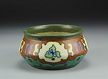 Holland Art Porcelain Bowl