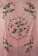 Chinese Silk Embroidery Textiles