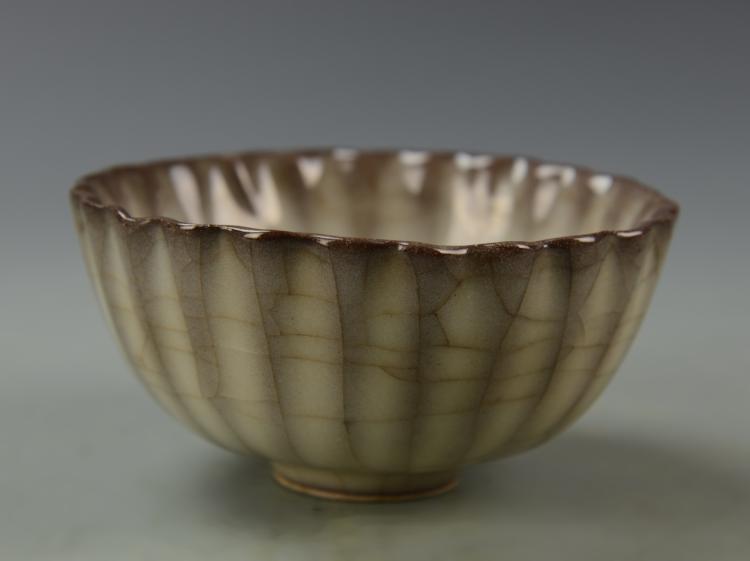 Chinese Guan Yao Bowl
