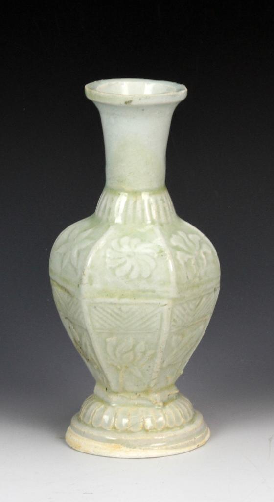 Chinese Ying Qing Glazed Vase