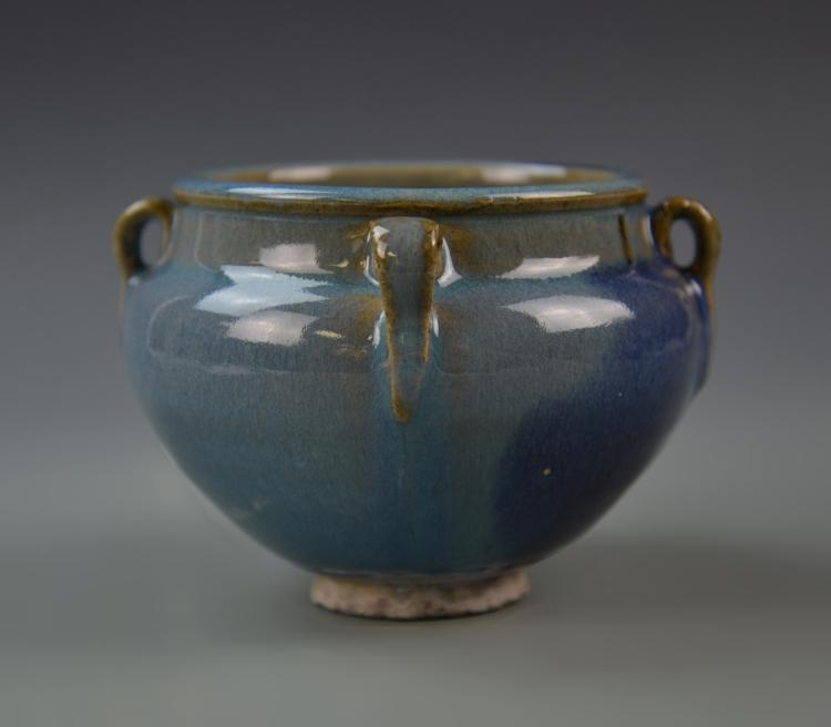 Chinese Jun Yao Jar