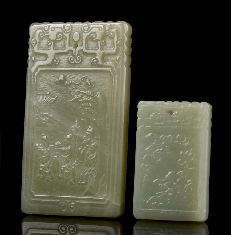 Chinese Jade Pendants