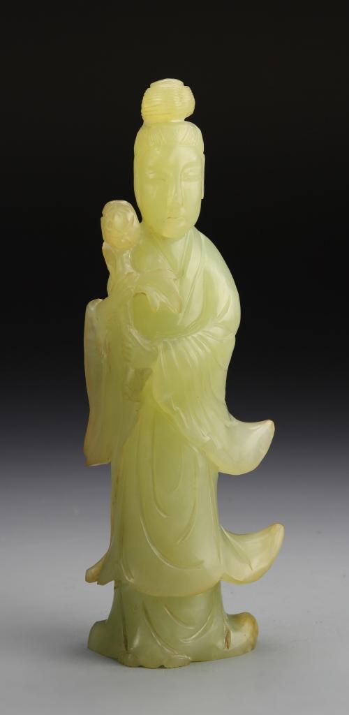 Chinese Jade Guanyin