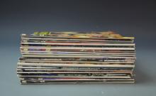 31 Comic Books: Robocop, Saugetales, Conan