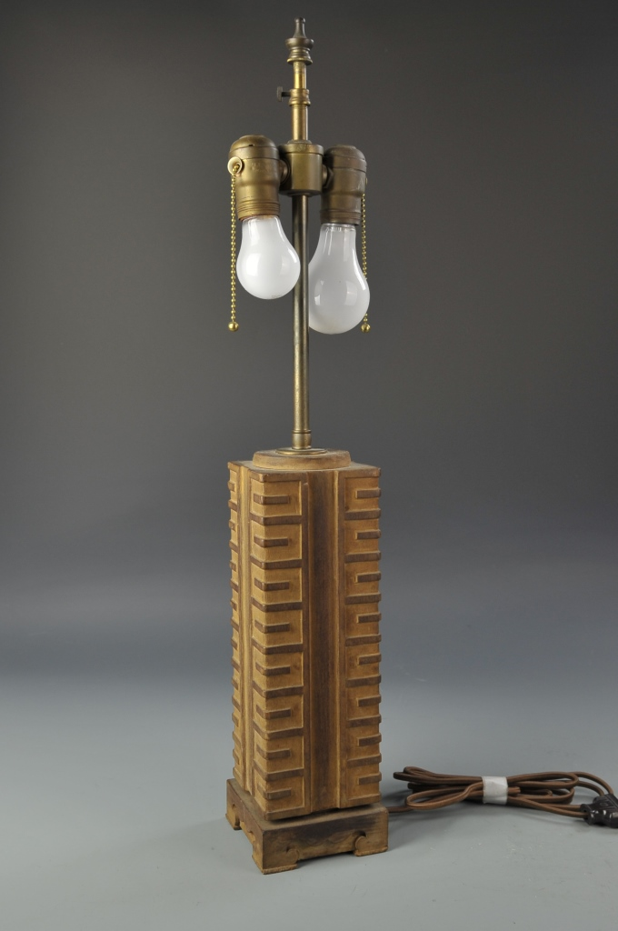 Asian Inspired Lamp