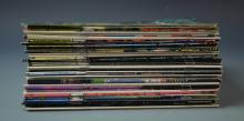 54 Comic Books: G.I Joe, Merc, Terminator. etc.