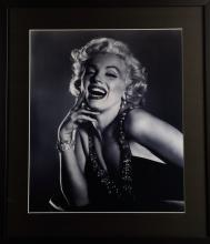Framed Photo Of Monroe