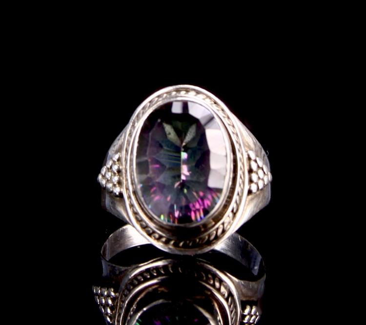 Chinese Tourmaline Ring
