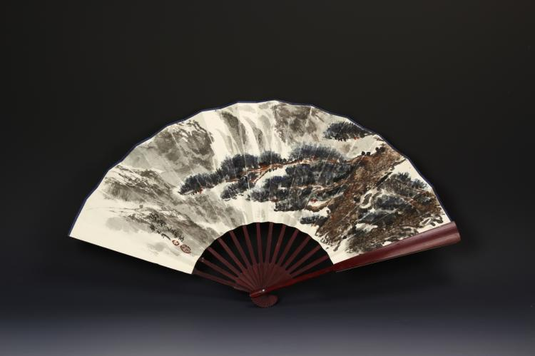 Chinese Fan Painting and Calligraphy