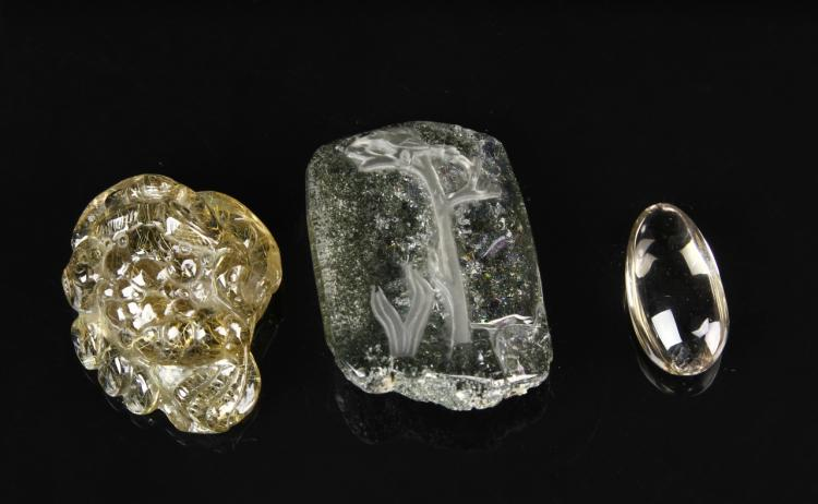 Three Chinese Crystals