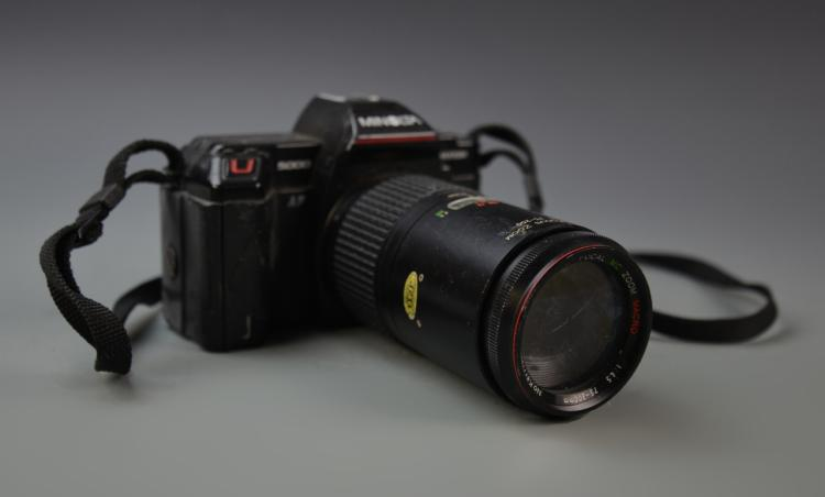 Minolta Maxxum 5000 SLR AF