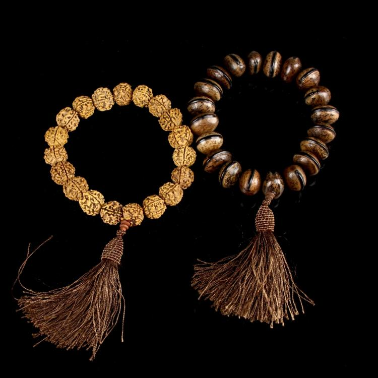 Chinese Puti Prayer Beads