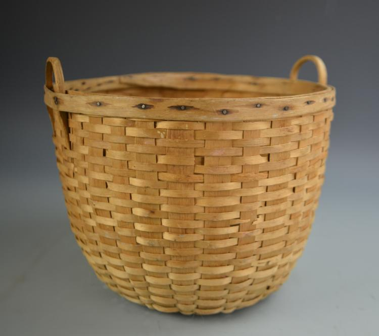 Split Ash Basket