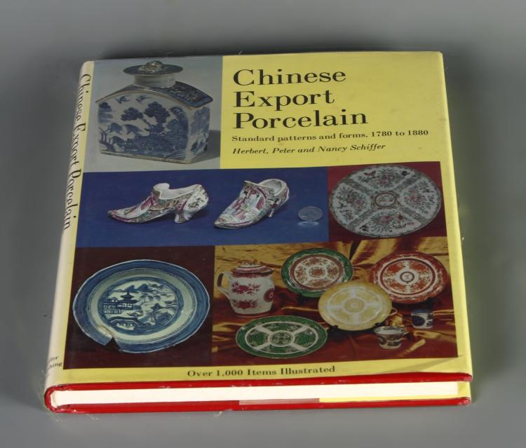 Book, Chinese Export Porcelain