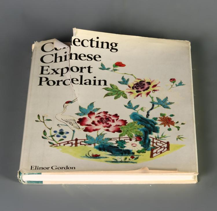 Book, Collecting Chinese Export Porcelain
