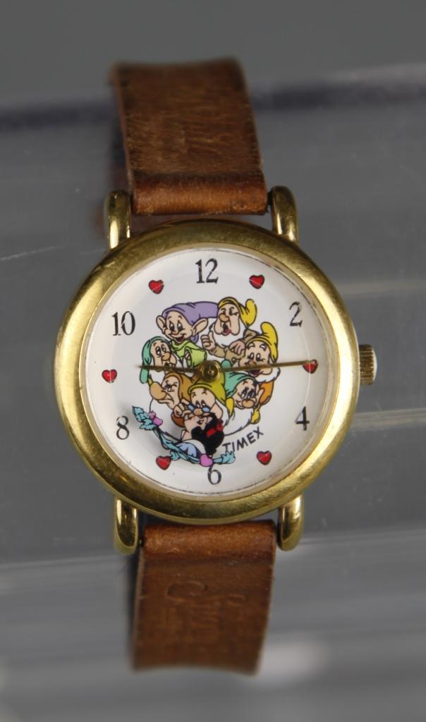 Seven Dwarves Timex Watch