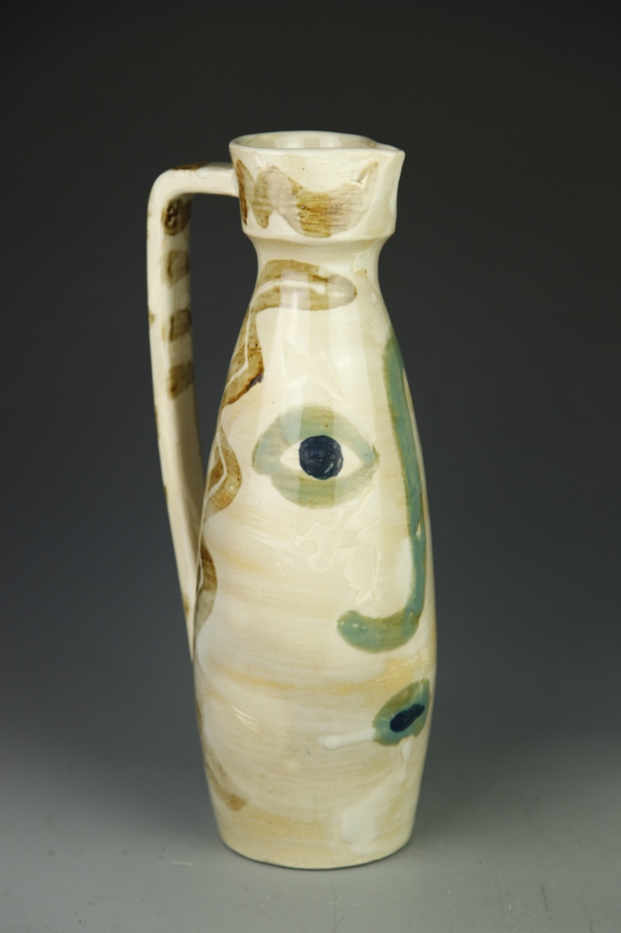 Picasso Ceramic Pitcher