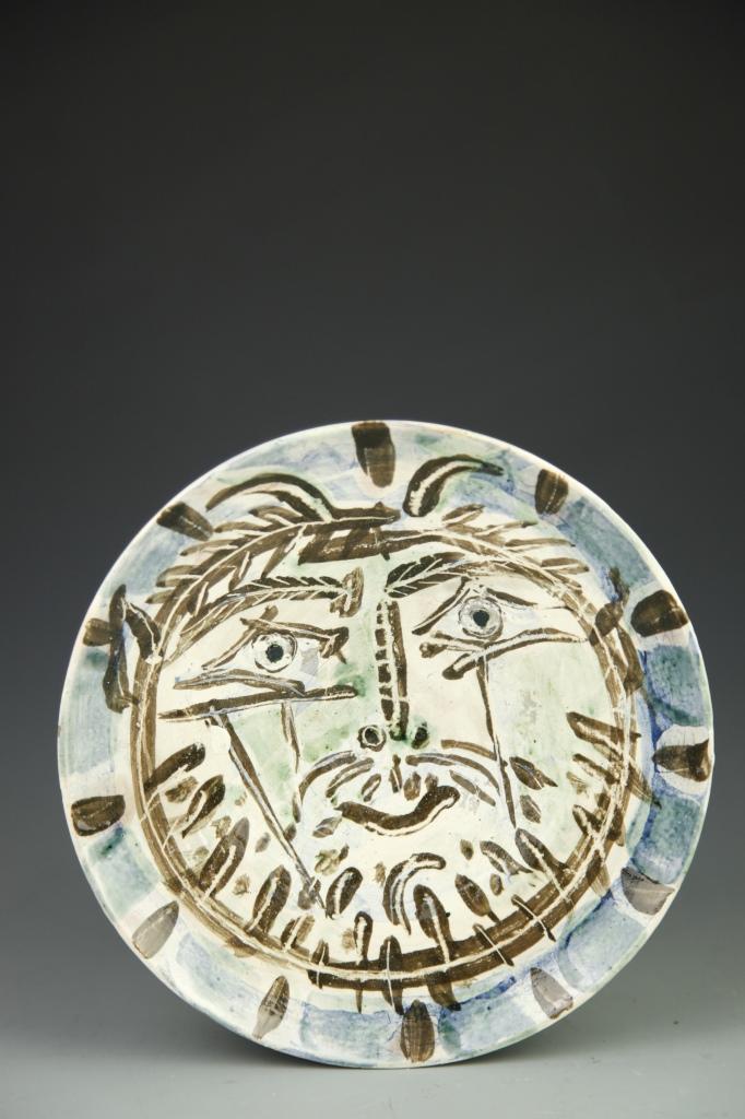 Picasso Ceramic Dish
