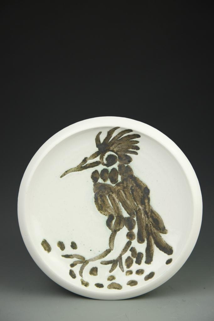 Picasso Ceramic Ash Tray