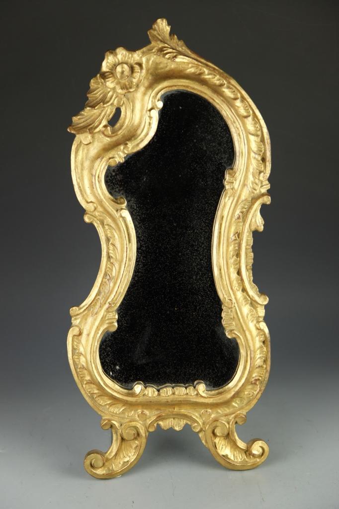 Vintage Art Mirror