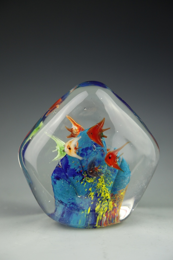 Glass Art Work