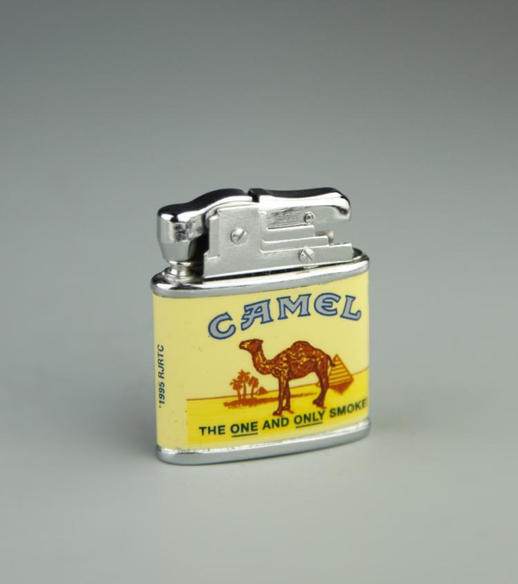 Camel Cigarette Lighter