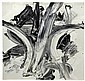 Kazuo Shiraga 1924 TITLE: Vastness ESTIMATION:, Kazuo Shiraga, Click for value