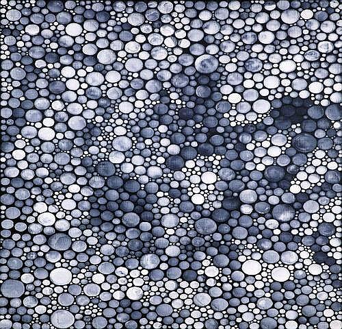 Yayoi Kusama 1929 TITLE: Dots-Obsession A.B.E.