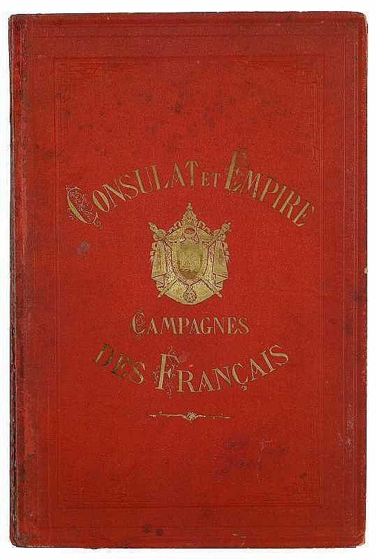 Carle Vernet(1758-1836) CAMPAGNE DES FRANCAIS SOUS