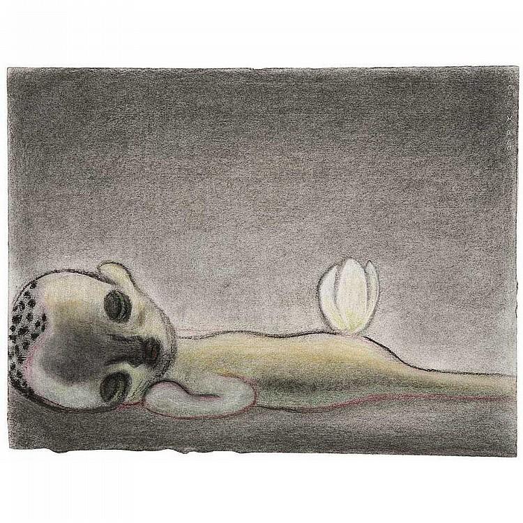 Kato Izumi(1969-): Untitled
