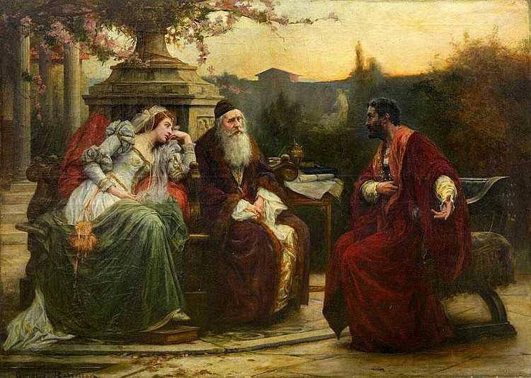 ARTIST: George Edward Robertson(1864~?) TITLE: