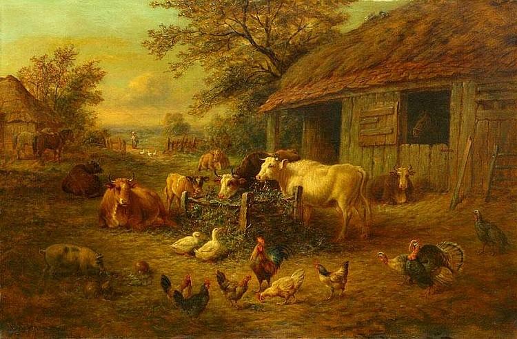 ARTIST: Henry Charles Bryant(1860~1882) TITLE:
