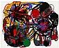 ARTIST: Atsuko Tanaka (1932-2005) TITLE: Untitled, Atsuko Tanaka, Click for value