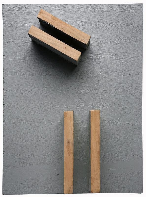 ARTIST: Kishio Suga (1944-) TITLE: