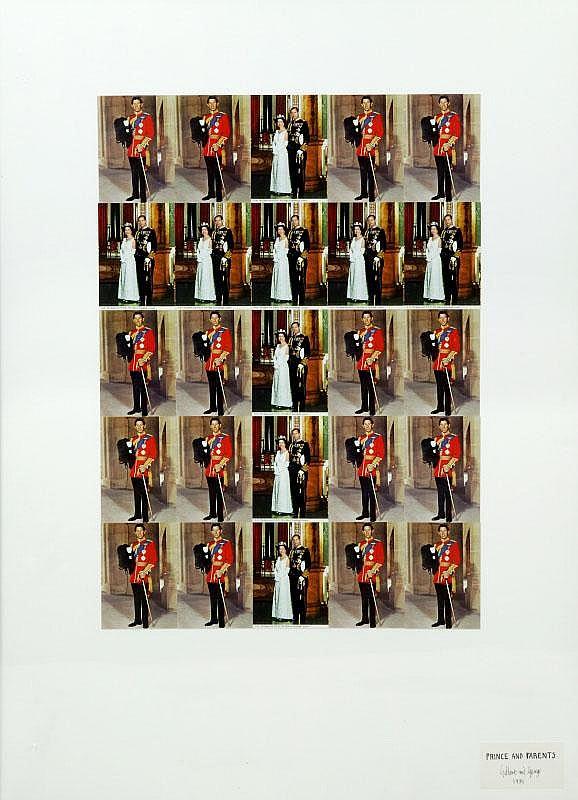 ARTIST: Gilbert &George; (1943-)(1942-) TITLE: