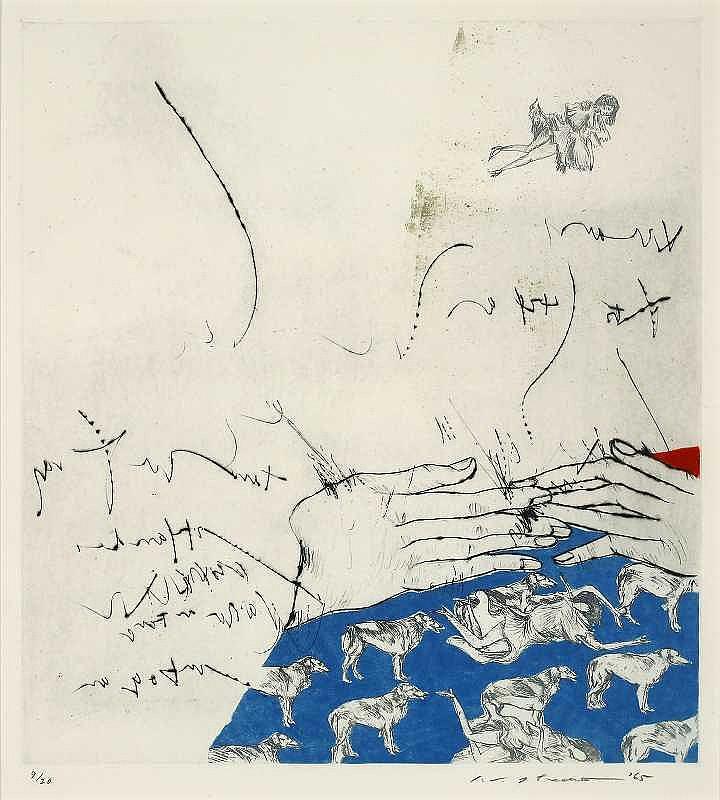 ARTIST: Masuo Ikeda(1934-1997) TITLE: Untitled