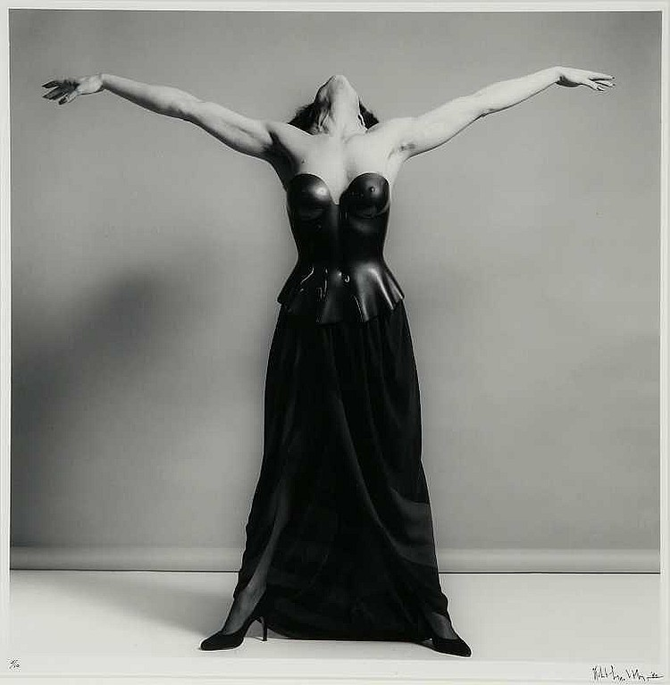 ARTIST: Robert Mapplethorpe(1946-1989) TITLE: Lisa