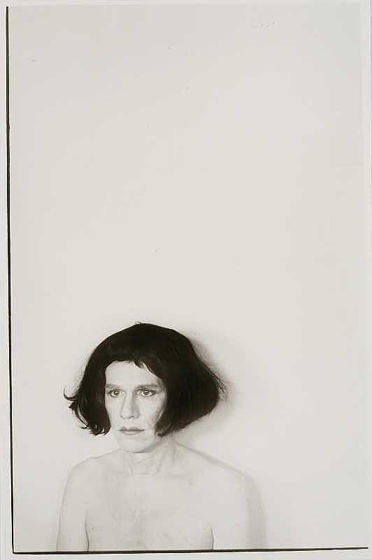 ARTIST: Christopher Makos TITLE: Warhol