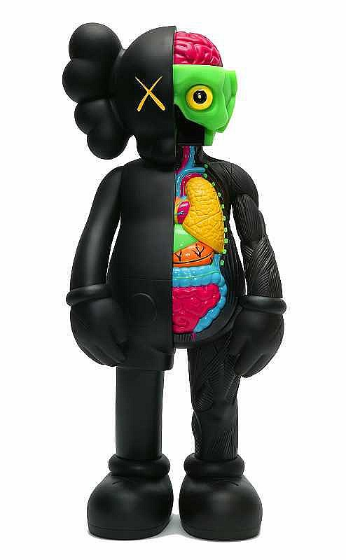 ARTIST: ORIGINAL FAKE KAWS COMPANION TITLE: