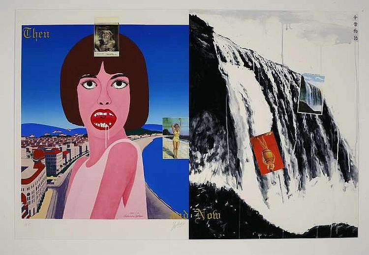 ARTIST: Tadanori Yokoo(1936-) TITLE: