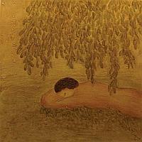 Kim Won Sook(1953-) Under a Tree 2005