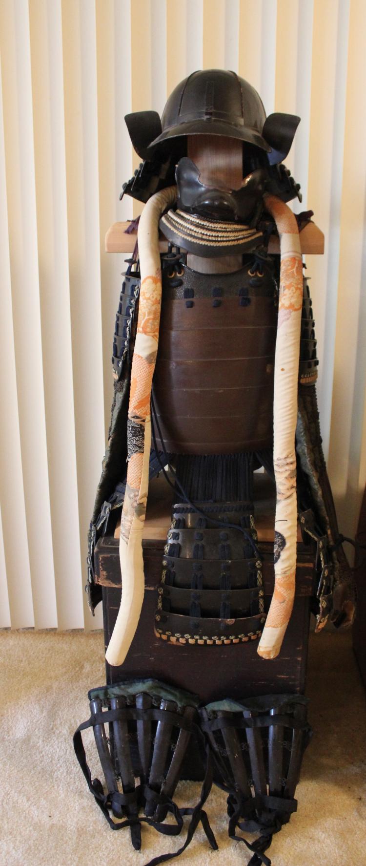 Japanese Samurai small size full armor #2: Tatami Gusoko, Edo period, ca 1600-1900