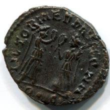 Roman coin Ihnasyah Hoard, Constans 337 AD, Rome, 11492 Constans Augustus (337-350 AD)
