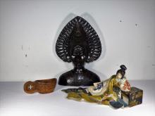 Three Asian Items