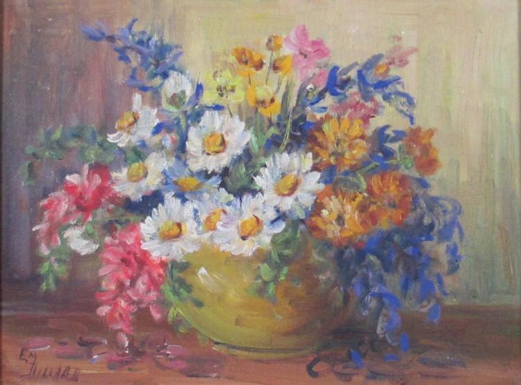 EMILY DILLARD (American/Texas, 1879-1968)