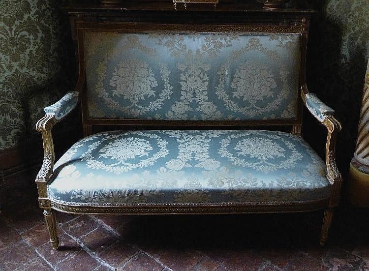 palier canap deux places. Black Bedroom Furniture Sets. Home Design Ideas