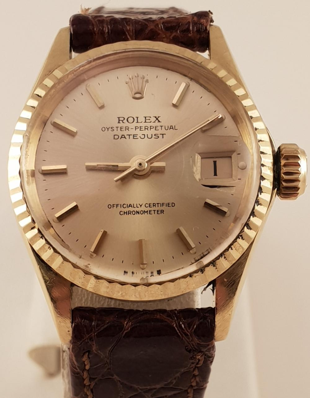 ROLEX Oyster Perpetual LadyDatejust