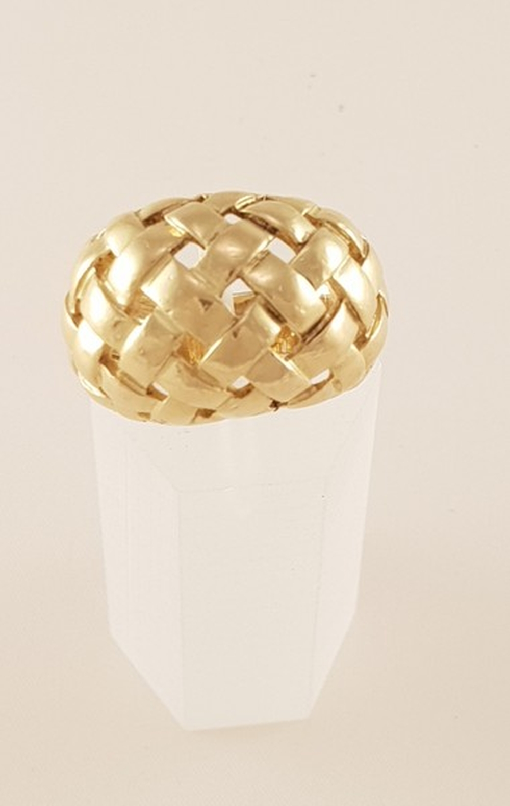 Tiffany & Co. Ring, Modell: Vannerie